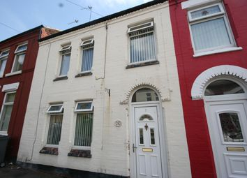 Thumbnail 3 bed terraced house to rent in Lancaster Avenue, Wallasey