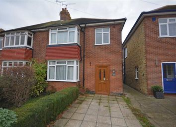 Thumbnail 3 bedroom semi-detached house for sale in Green Lane, Broadstairs, Kent