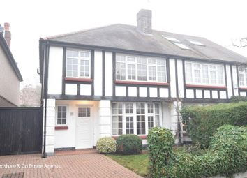 Thumbnail 4 bed property for sale in Queen Annes Grove, Ealing, London