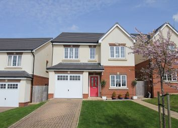 Thumbnail 4 bed detached house for sale in Cheevor Place, Haytor Drive, Newton Abbot