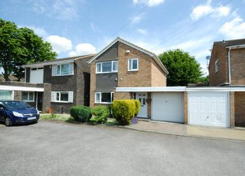 Thumbnail 4 bed link-detached house for sale in Sherborne Close, Colnbrook, Slough