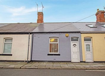 Thumbnail 1 bed terraced bungalow for sale in Robert Street, New Silksworth, Sunderland, Tyne And Wear