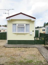 Thumbnail 1 bed mobile/park home for sale in Kingsway Park, Tower Lane, Bristol