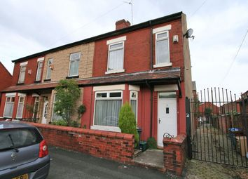 Thumbnail 3 bedroom terraced house for sale in Cardus Street, Manchester