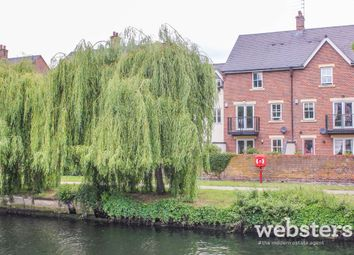 Thumbnail 4 bedroom town house for sale in Lovelstaithe, Norwich