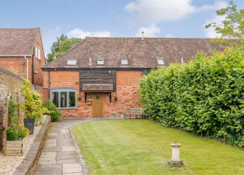 Thumbnail 3 bed barn conversion for sale in Park Farm Barns, Oddingley, Droitwich Spa, Worcestershire