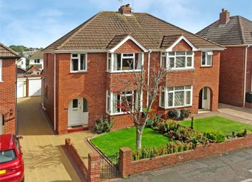 Thumbnail 3 bedroom semi-detached house for sale in Madison Avenue, Heavitree, Exeter, Devon