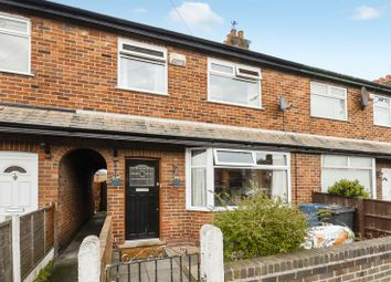 Thumbnail 3 bed terraced house for sale in 132 Thelwall Lane, Warrington