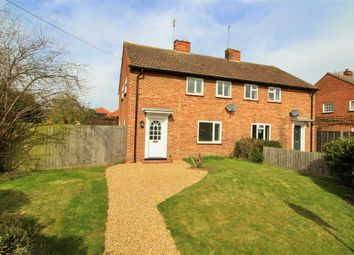 Thumbnail 3 bed semi-detached house for sale in Coach Road, Great Horkesley, Colchester