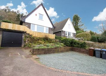 Thumbnail 3 bedroom detached house for sale in Lake Road, Rudyard, Staffordshire