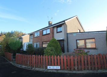 Thumbnail 4 bed semi-detached house for sale in Baberton Mains Drive, Edinburgh