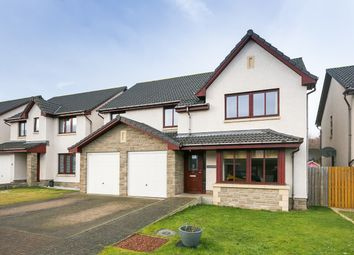 Thumbnail 4 bed detached house for sale in Gladstone's Gait, Bonnyrigg