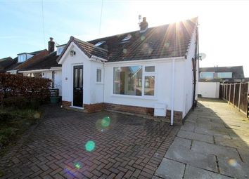 Thumbnail 4 bed bungalow for sale in Baylton Drive, Preston
