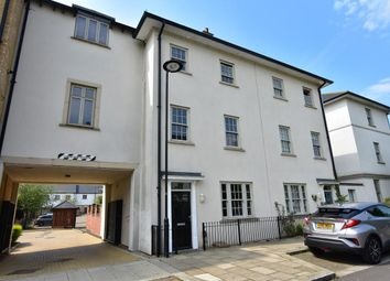 Thumbnail 4 bedroom town house for sale in Webb Drive, Northampton