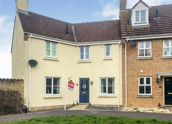 4 bed end terrace house for sale in Mayfly Road, Swindon SN25