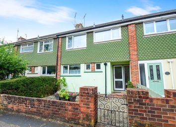 Thumbnail 3 bed terraced house for sale in Decoy Road, Newton Abbot, Devon