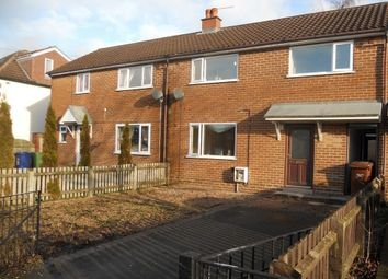 Thumbnail 3 bed terraced house to rent in Brownhills Road, Norton Canes, Cannock