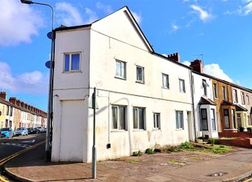 Thumbnail 2 bed flat for sale in Broadway, Splott, Cardiff