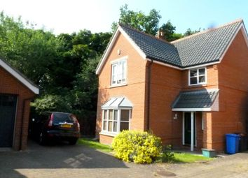 Thumbnail 4 bedroom detached house to rent in Stan Petersen Close, Norwich