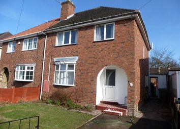 Thumbnail 3 bedroom semi-detached house to rent in South Crescent, Featherstone, Wolverhampton