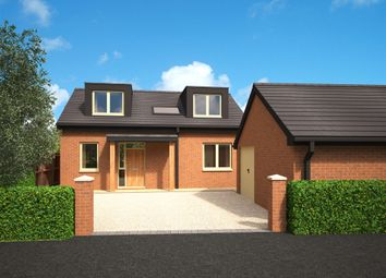 Thumbnail 3 bed detached house for sale in Wharton Bridge, Wharton Road, Winsford