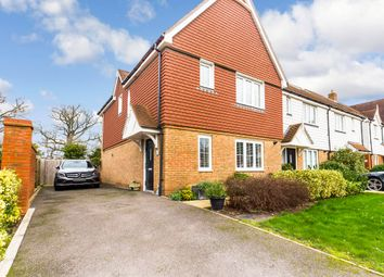 Thumbnail 3 bed end terrace house for sale in Edwards Close, Broadbridge Heath, Horsham