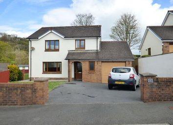 Thumbnail 4 bed detached house for sale in Derwen Fechan, Trevaughan, Carmarthen