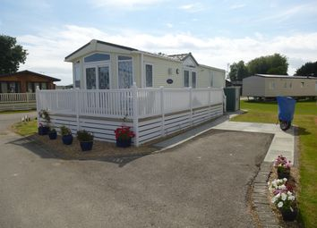 Thumbnail 2 bedroom lodge for sale in Vinnetrow Road, Runcton, Chichester