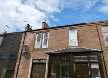Thumbnail 2 bed flat for sale in Roxburgh Street, Grangemouth