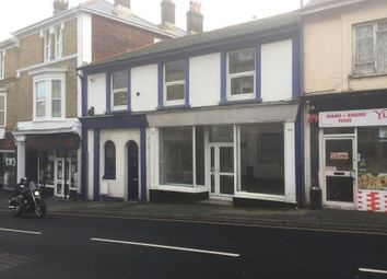 Thumbnail Commercial property for sale in 26 & 26A High Street, Shanklin, Isle Of Wight