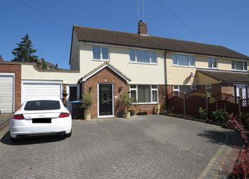 Thumbnail 3 bed semi-detached house for sale in Friars Walk, Tring
