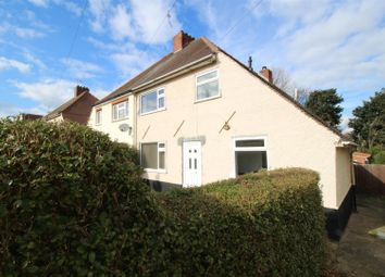 Thumbnail 3 bed semi-detached house for sale in Farfield Avenue, Beeston, Nottingham