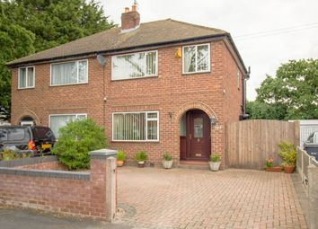 Thumbnail 3 bed semi-detached house for sale in Overpool Road, Whitby, Ellesmere Port