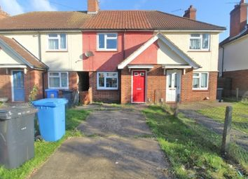 Thumbnail 2 bedroom terraced house to rent in Mildmay Road, East, Well Located, Ipswich