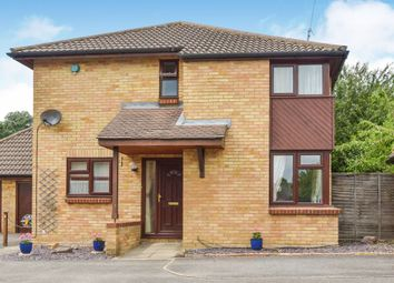 Thumbnail 3 bed detached house for sale in Cline Court, Crownhill, Milton Keynes