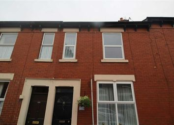 Thumbnail 2 bed terraced house for sale in Shelley Road, Ashton-On-Ribble, Preston