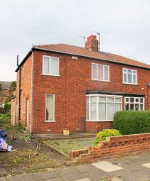 Thumbnail 3 bedroom semi-detached house for sale in Willows Road, Middlesbrough, Cleveland
