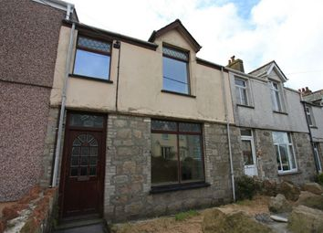 Thumbnail 3 bed terraced house for sale in Currian Road, Nanpean, St Austell, Cornwall