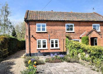 Thumbnail 2 bedroom cottage to rent in Holt Road, Hoe, Dereham