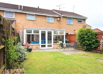 Thumbnail 3 bed terraced house for sale in Chobham Close, Swindon
