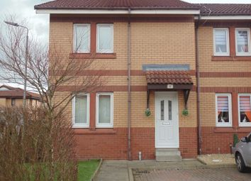 Thumbnail 2 bed end terrace house for sale in Graeme Court, Motherwell