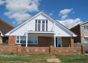 Thumbnail 5 bed detached house to rent in The Promenade, Peacehaven