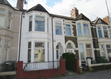 Thumbnail 2 bedroom flat for sale in Lansdowne Road, Canton, Cardiff