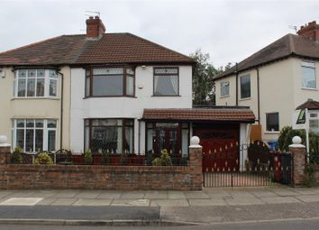 Thumbnail 3 bed semi-detached house for sale in Swanside Avenue, Huyton, Liverpool