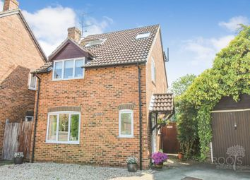 Thumbnail 4 bed detached house for sale in Wheelers Green Way, Thatcham