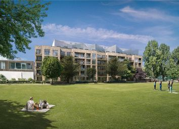 Thumbnail 1 bed flat for sale in Park Place, London