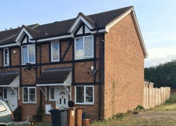 Thumbnail 2 bedroom end terrace house to rent in Shearwater Close, Poplars, Stevenage