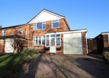 Thumbnail 3 bed detached house for sale in Holmes Chapel Road, Congleton