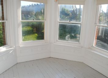 Thumbnail 3 bed maisonette to rent in Maze Hill, St Leonards-On-Sea, East Sussex
