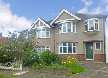 Thumbnail 3 bedroom semi-detached house for sale in Mason Road, Woodford Green, Essex